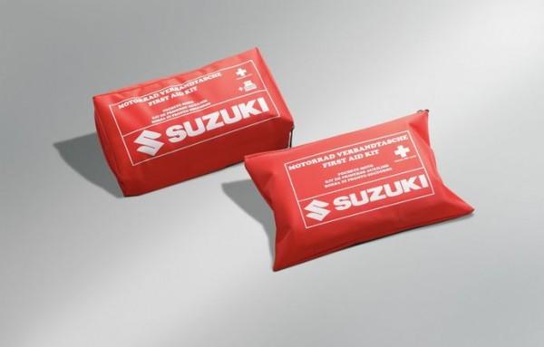 Suzuki Erste-Hilfe-Set mit Warnweste