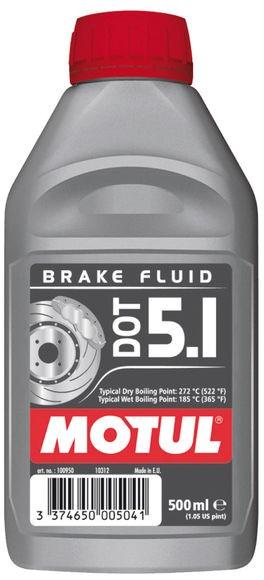 Motul Bremsflüssigkeit DOT 5.1 Brake Fluid