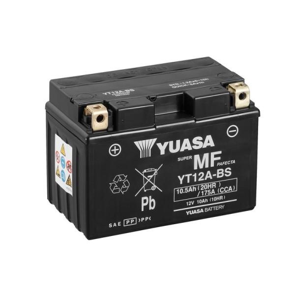 Yuasa YT12A-BS Batterie
